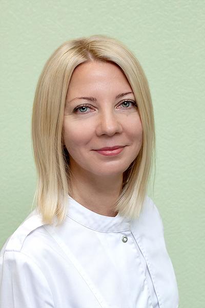 Крутень Татьяна Викторовна