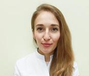 Масленкова Дарья Андреевна