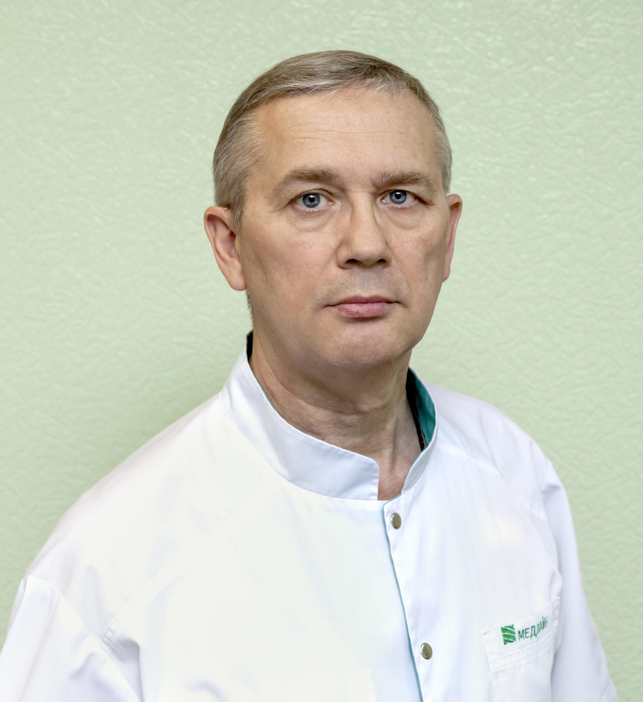 Новокрещенов Константин Илларионович