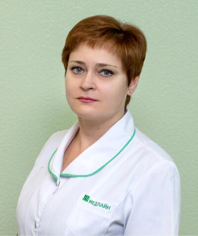 Трещенкова Ольга Владимировна