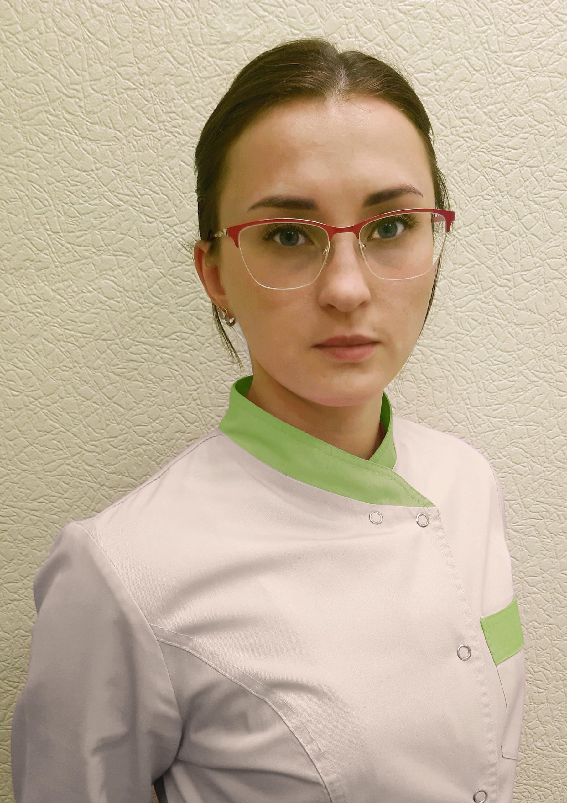 Осипова Анна Леонидовна