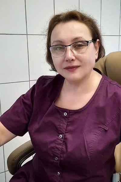Зайцева Альбина Васильевна