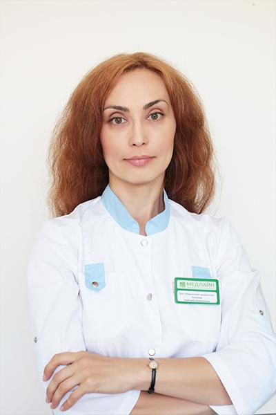 Хатнюк Надежда Алексеевна